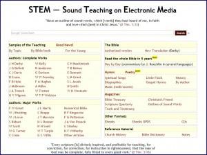 STEM-Publishing